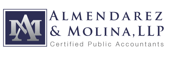Almendarez Molina Llp Tax Forms And Publications